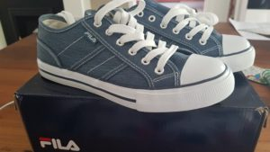 New Shoes FILA