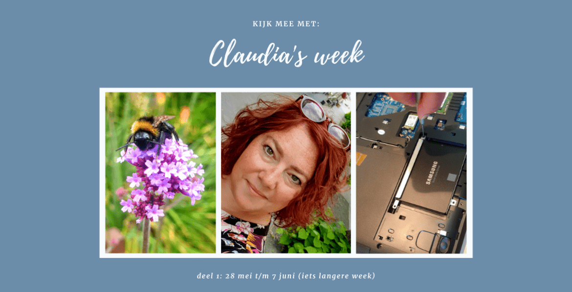 claudia's week deel 1